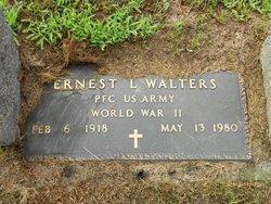PFC Ernest L. Walters