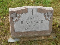 "Eliza C. ""Betty"" Blanchard"