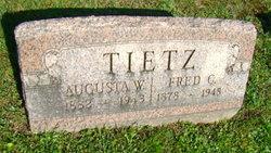 Fred C Tietz