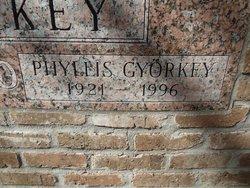 Phyllis K Gyorkey
