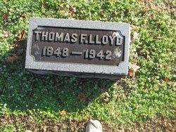 Thomas F Lloyd