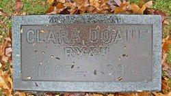 Clara M. <I>Doane</I> Ryan
