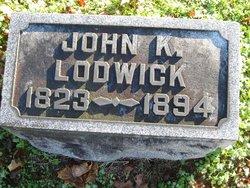 John Kennedy Lodwick