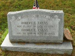 Pvt Robert T. Evans