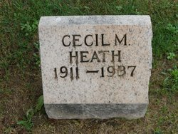 Cecil M. Heath