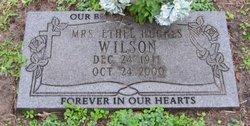 Mrs Ethel Hughes Wilson