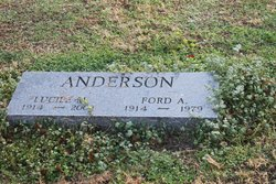 Lucille M Anderson