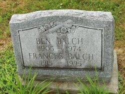 Ben Balch