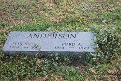 Ford Ann Anderson