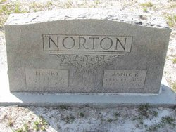 Janie Elizabeth <I>Blue</I> Norton