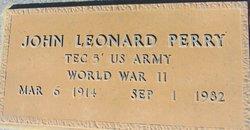 John Leonard Perry