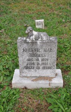 Johnnie Mae Thomas