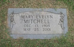 Mary Evelyn Mitchell