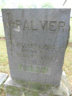 Willett A. Palmer