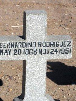 Bernardino Rodriguez