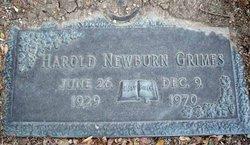 Harold Newburn Grimes
