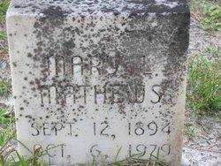 Mary L Mathews