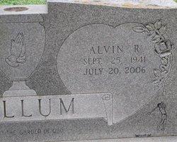 Alvin R Kellum