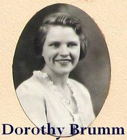 Dorothy Virginia <I>Brumm</I> Stodt