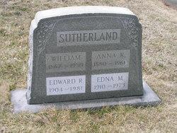 Edward Richard Sutherland