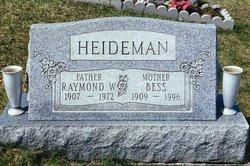 Raymond W Heidman