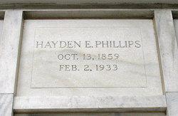 Hayden E. Phillips