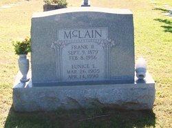 Frank R McLain