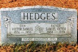 Infant Daughter Hedges