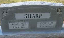 Edgar Louis Sharp