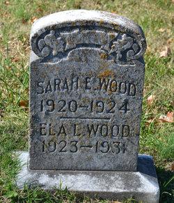 Sarah E. Wood