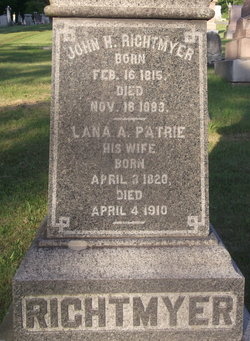 Lana A. <I>Patrie</I> Rightmyer