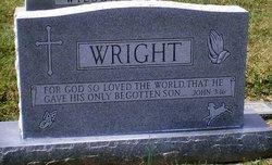 Myrtle <I>Frye</I> Wright