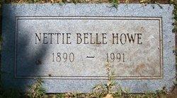 Nettie Belle <I>Estes</I> Howe