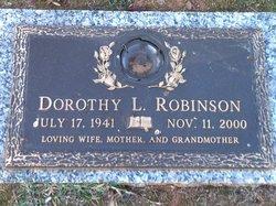 Dorothy L. Robinson