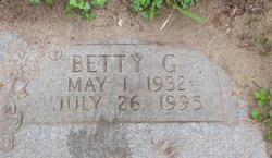 Betty G Campbell