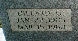 Dillard G Haynie