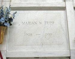 Marian W. Tripp