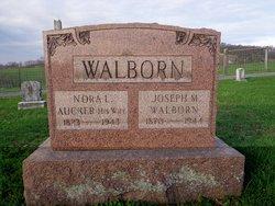 Norma L. <I>Aucker</I> Walborn