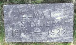 Emma L. Snyder