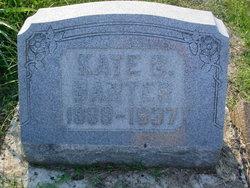 Kate B. Barter