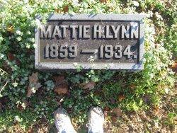 Mattie H Lynn