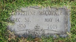 Christine McCorkle