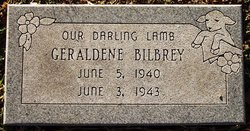 Geraldene Bilbrey