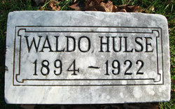Waldo Vincent Hulse