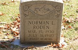 Norman L Roden