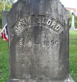 John F. Lord