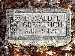 Donald E. Gergurich