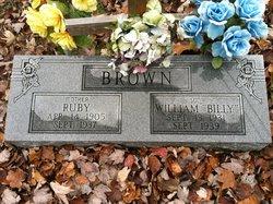Ruby Lu <I>Edwards</I> Brown