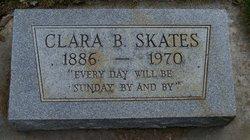 Clara Belle <I>Birdsey</I> Skates
