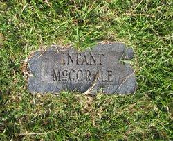 Infant McCorkle